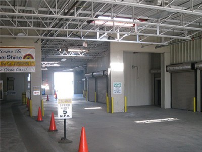 loading dock & Self Storage Units in South Boston | Castle Self Storage